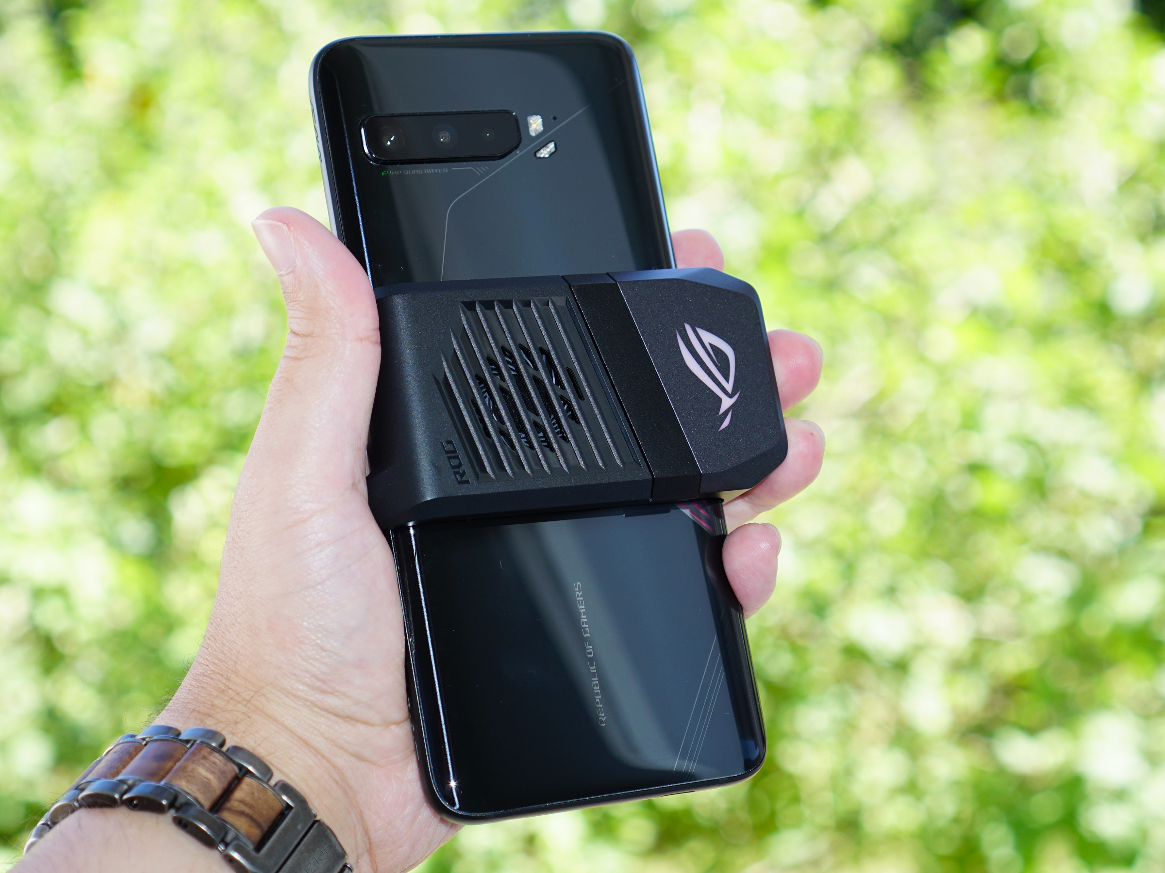 Test: Asus ROG Phone 3