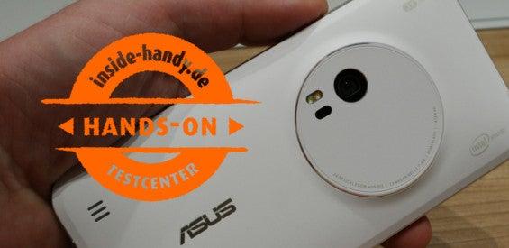 Asus ZenFone Zoom im Hands-On