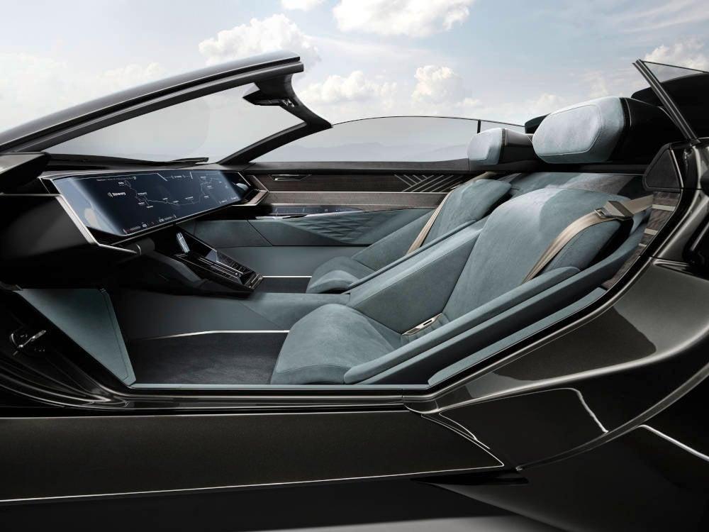 Concepto Audi skysphere