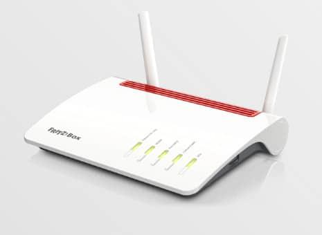 AVM Fritzbox 6890 LTE