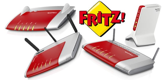AVM FritzBoxen