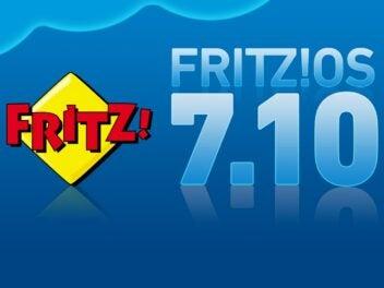 Logo der neuen AVM-Firmware FritzOS 7.1