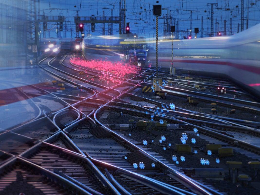 Deutsche Bahn Digitalisierung