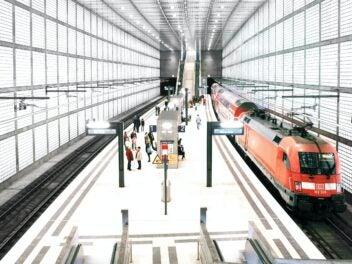 ÖPNV Regionalbahn, Zug, DB, Regio