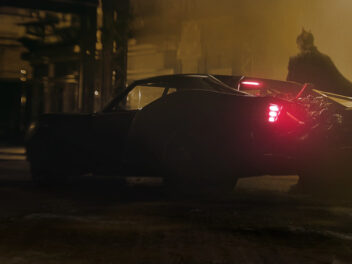 The Batman Batmobil