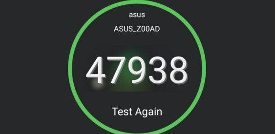 Benchmark Asus Zenfone 2