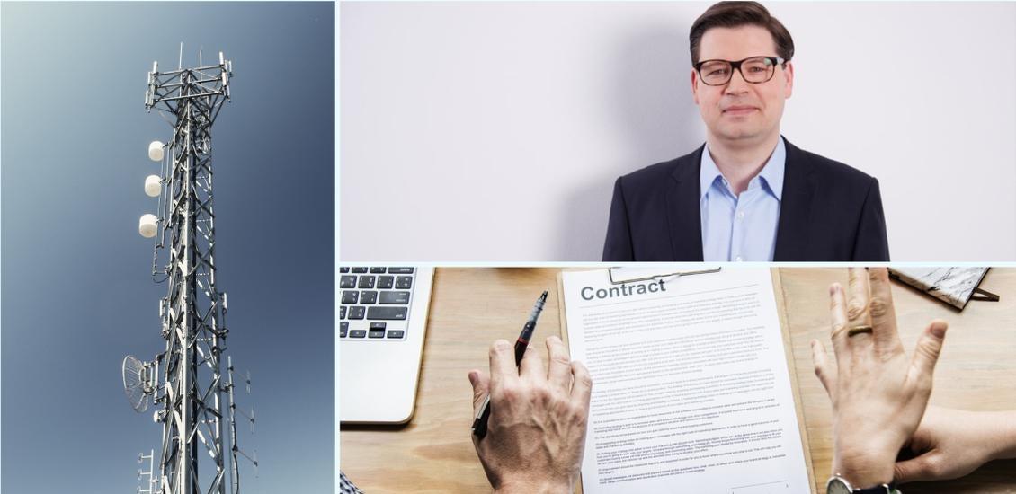 freenet-Netze-Leiter Benjamin Grimm im Interview über 5G, Mobilfunk und Verträge
