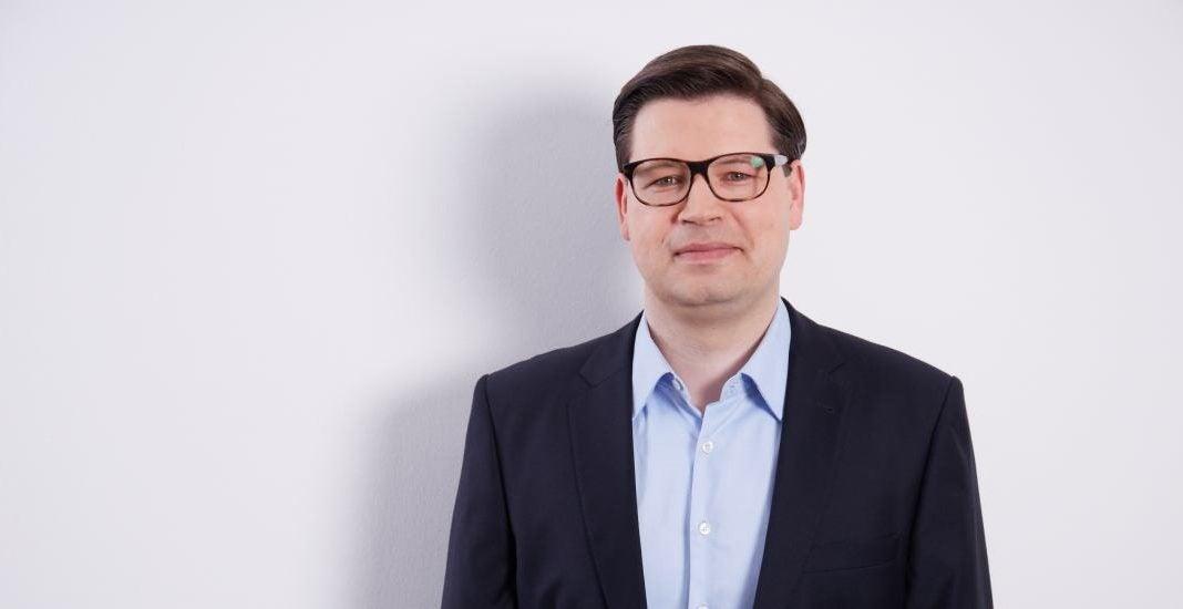 Benjamin Grimm, Leiter Netze und Angebote der freenet AG