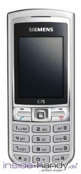 BenQ-Siemens C75