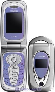 BenQ-Siemens CFX65
