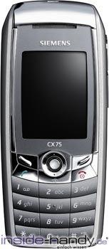 BenQ-Siemens CX75