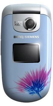 BenQ-Siemens EF61 Datenblatt - Foto des BenQ-Siemens EF61