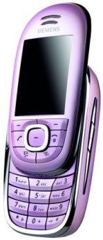 BenQ-Siemens SL75 Pink Datenblatt - Foto des BenQ-Siemens SL75 Pink