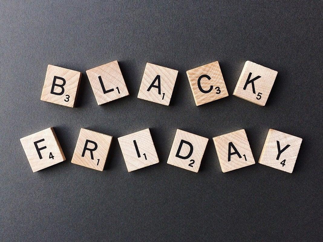 Black Friday Symbolbild