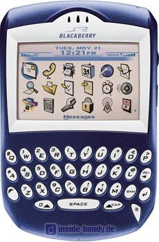Blackberry 7230