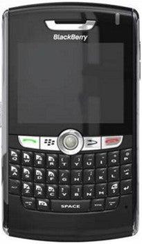 Blackberry 8800 Datenblatt - Foto des Blackberry 8800