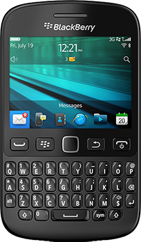 Blackberry 9720 Datenblatt - Foto des Blackberry 9720