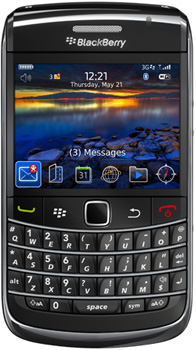 Blackberry Bold 9700 Datenblatt - Foto des Blackberry Bold 9700