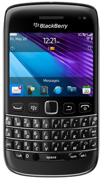 Blackberry Bold 9790 Datenblatt - Foto des Blackberry Bold 9790