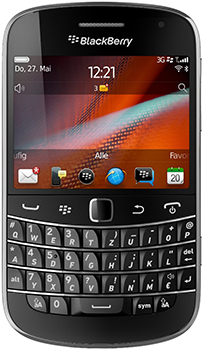 Blackberry Bold Touch 9900 Datenblatt - Foto des Blackberry Bold Touch 9900