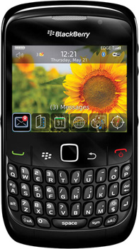 Blackberry Curve 8520 Datenblatt - Foto des Blackberry Curve 8520