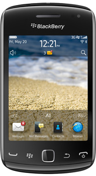 Blackberry Curve 9380 Datenblatt - Foto des Blackberry Curve 9380