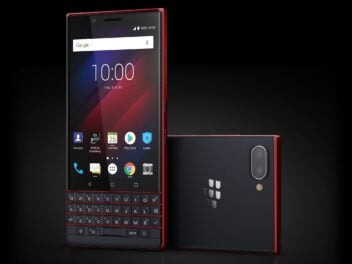 Blackberry KEY2 LE Atomic