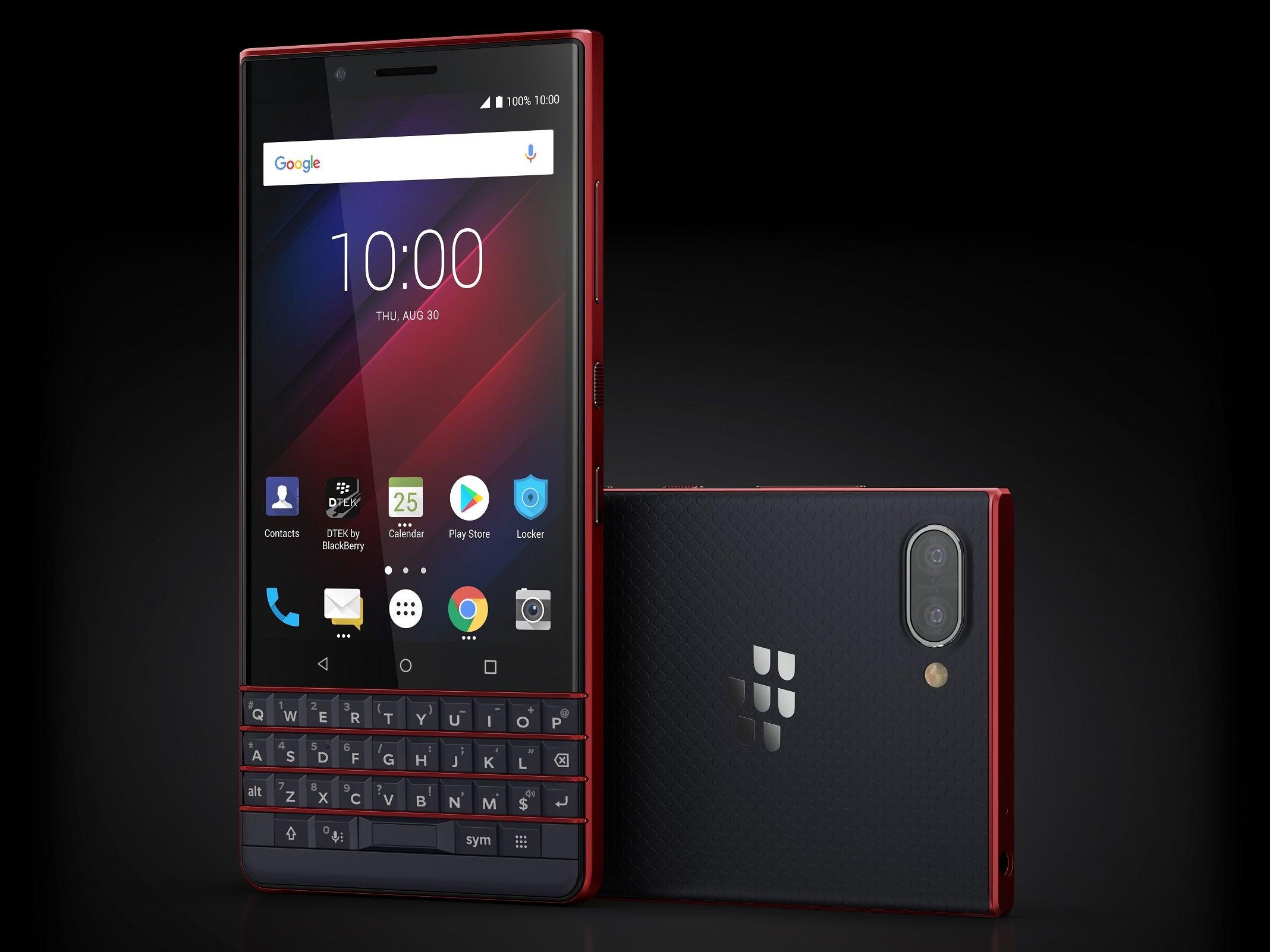 Blackberry KEY2 LE Atomic