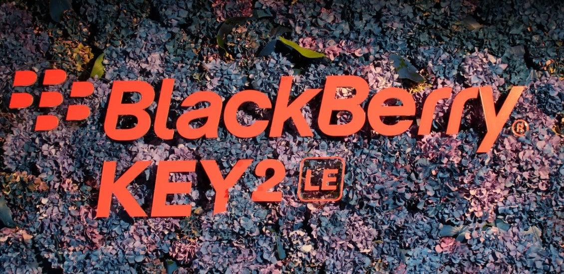Blackberry KEY2 LE ohne Handy
