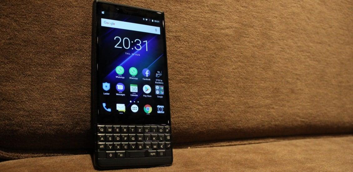 Blackberry KEY2 LE Titelbild Handy