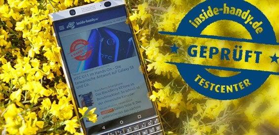 Geprüft: BlackBerry KEYone