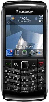 Blackberry Pearl 3G 9100 Datenblatt - Foto des Blackberry Pearl 3G 9100