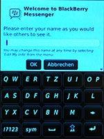 Blackberry (RIM) Storm