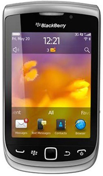 Blackberry Torch 9810 Datenblatt - Foto des Blackberry Torch 9810