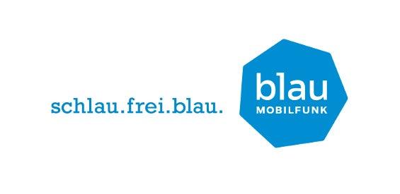 Schlau. Frei. Blau. Blau Mobilfunk