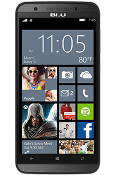Blu Win HD LTE Datenblatt - Foto des Blu Win HD LTE