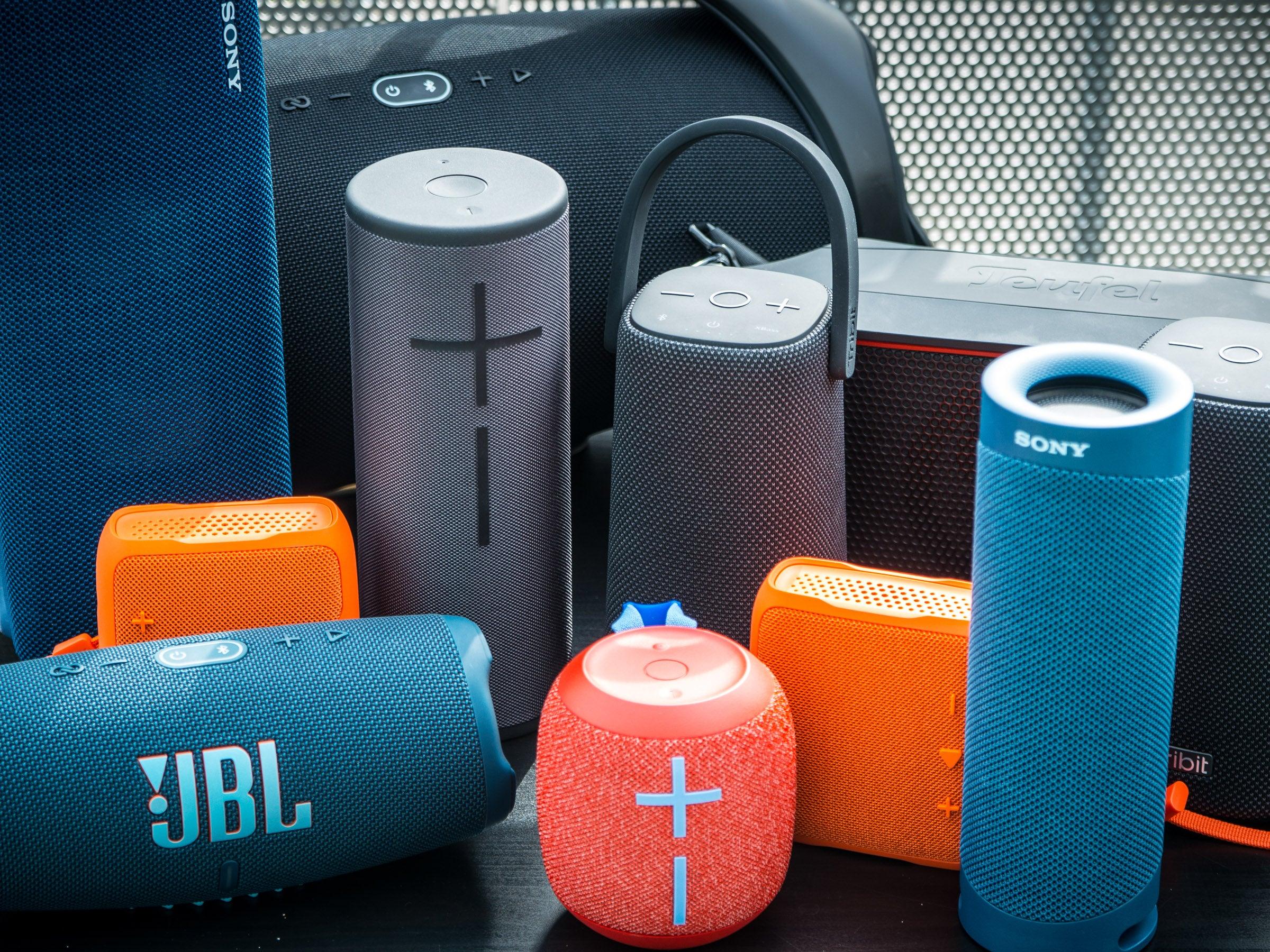 Das sind die besten Bluetooth-Lautsprecher 2021 von 60 bis ...