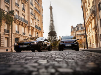 BMW i8 Ultimate Sophisto Edition und BMW i3s Edition RoadStyle