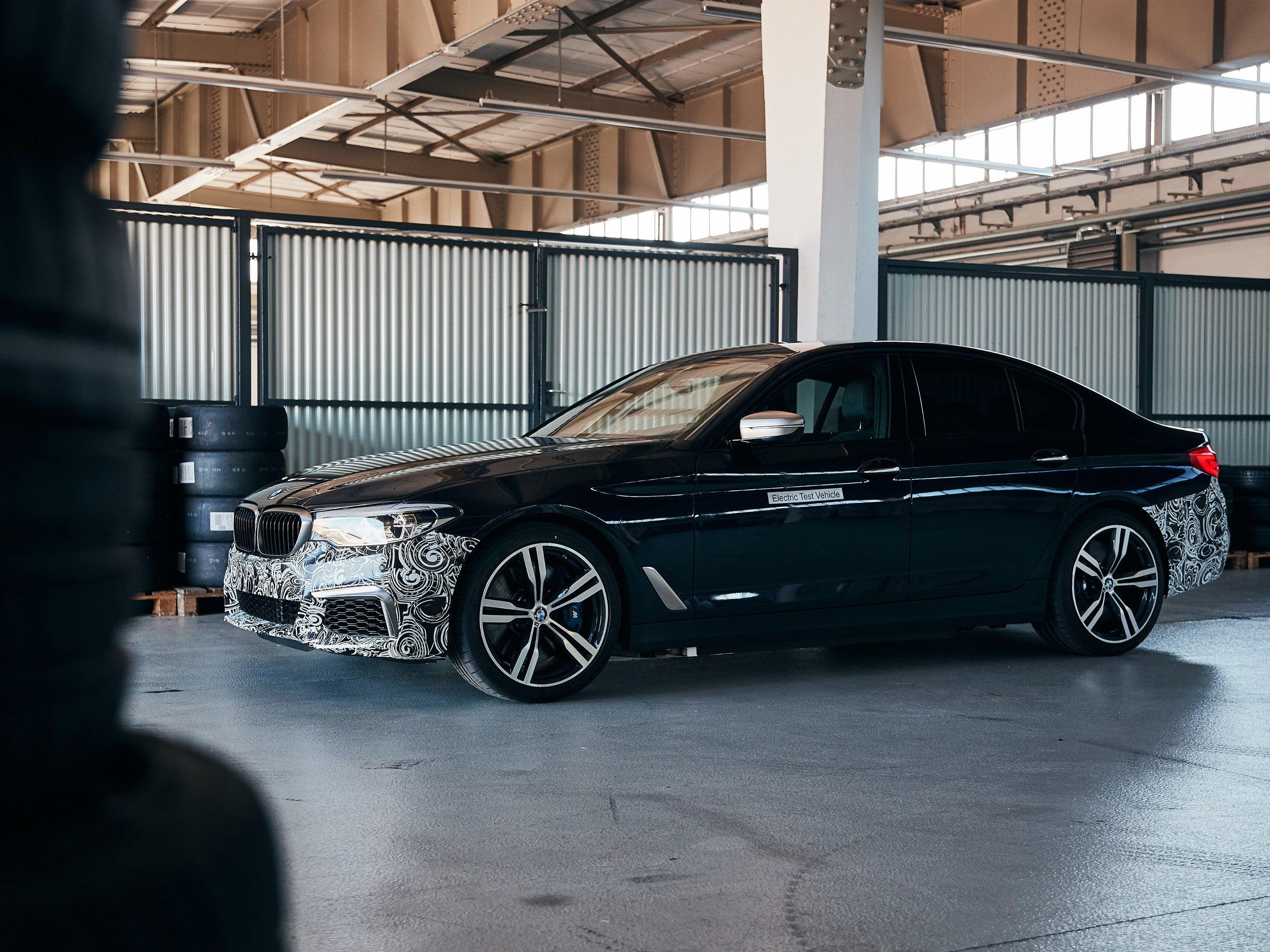 BMW Group Versuchsträger