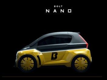 Bolt E-Auto
