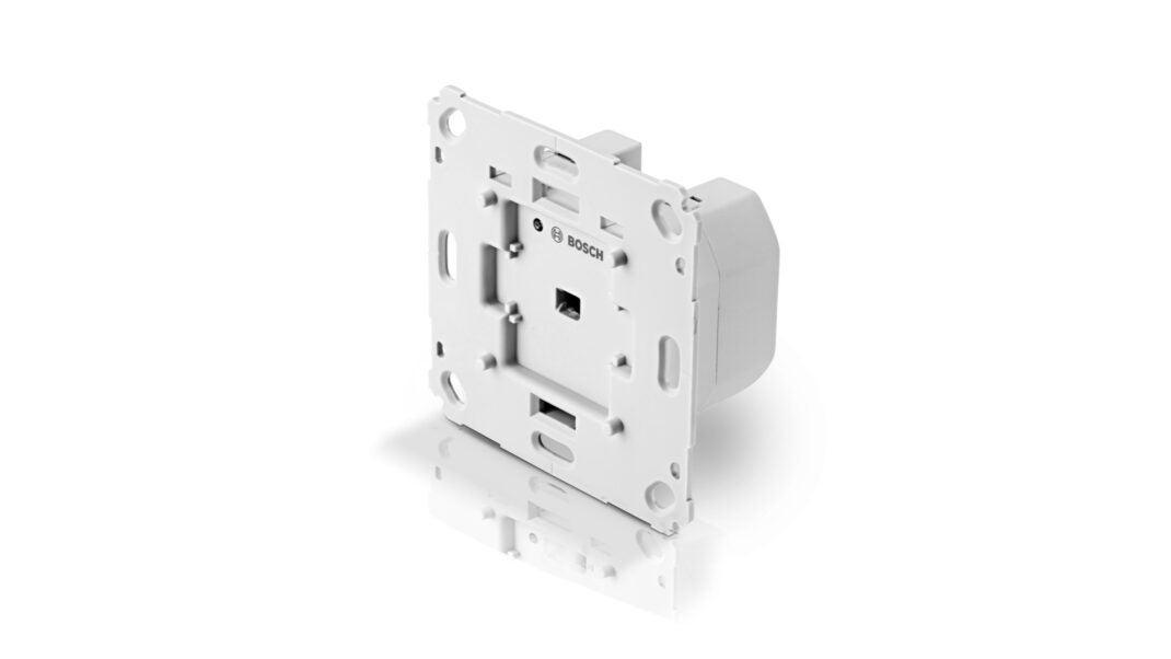 Der Unterputz-Schalter für die Bosch Smart Home Rollladensteuerung