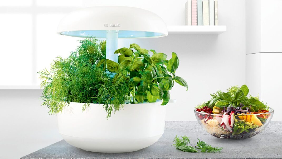 Bosch SmartGrow indoor Gardening