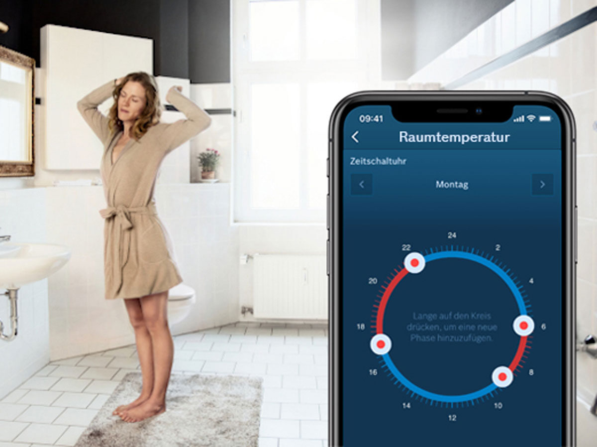 Bosch Smart Home Raumklima-Test