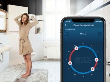 Bosch Smart Home Raumklima-Test