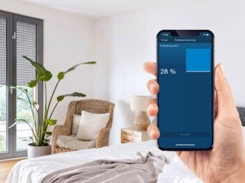 Bosch Smart Home Rolladensteuerung