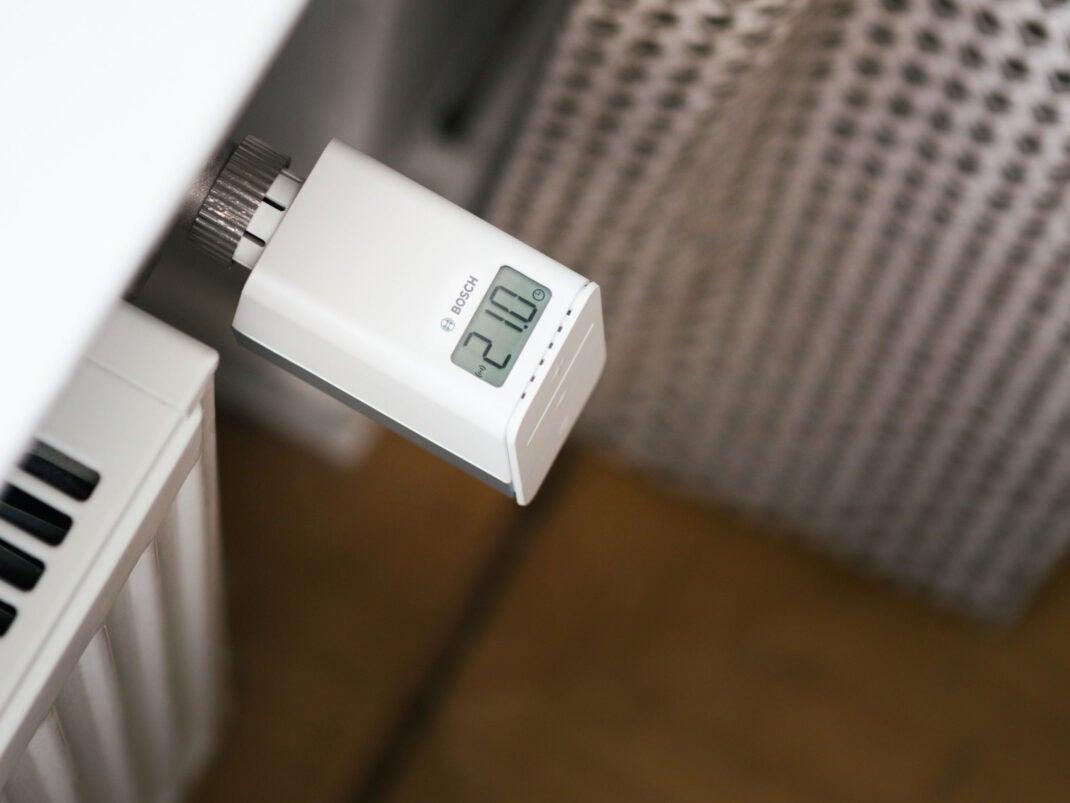 Bosch Smart Home Heizkörperhermostat