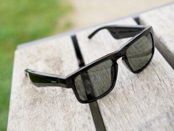 Audio-Sonnenbrille