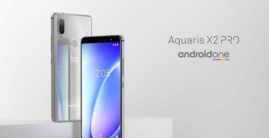 BQ Aquaris X2 und Aquaris X2 Pro mit Android One