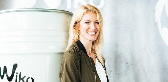 Britta Gerbracht, Marketing Director Wiko Deutschland