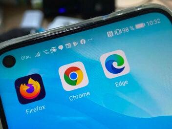 Chrome Firefox Edge Updates